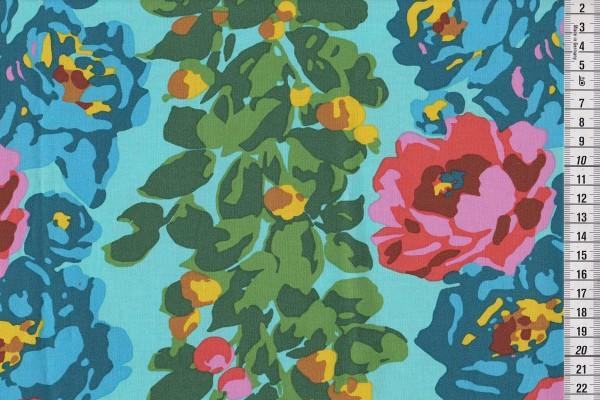 Amy Butler Eternal Sunshine Rose Vine lake