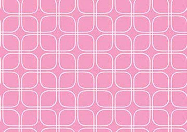 Midsommar by Pippa Shaw Tiles pink