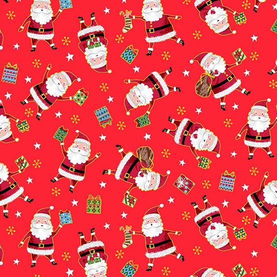 Santa Express Santa-Red