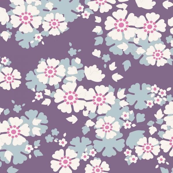 Tilda Woodland Aster-Violet