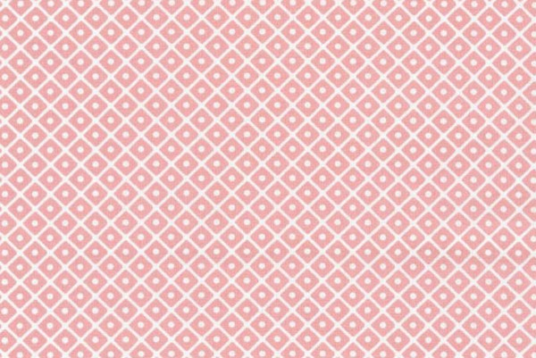 Westfalenstoffe Kyoto Raute rosé