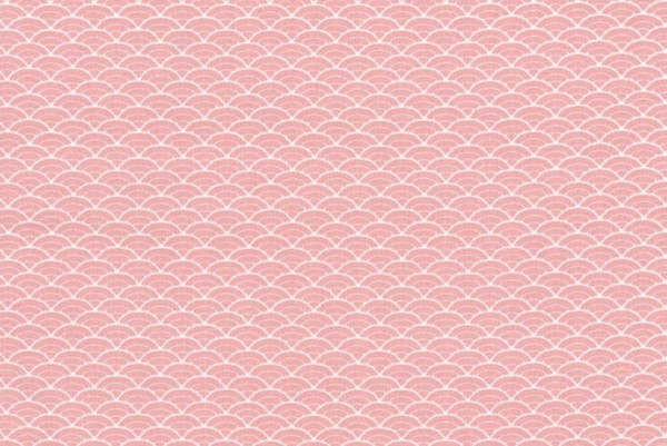 Westfalenstoffe Kyoto Wellen rosé