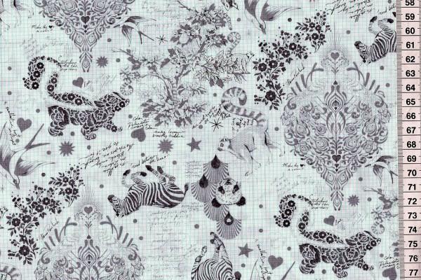 Tula Pink Linework Sketchy Paper