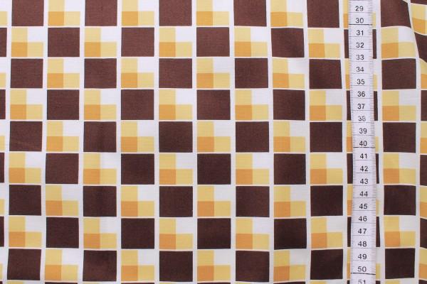 Denyse Schmidt HADLEY diagonal blocks sunflower