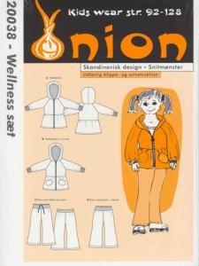 Onion Schnittmuster für Kinder 20038