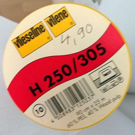 Freudenberg H250 Einlage