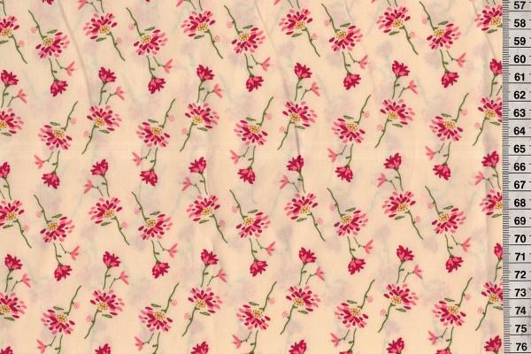Baumwolldruck Emmy grace by bari j. flowers berry