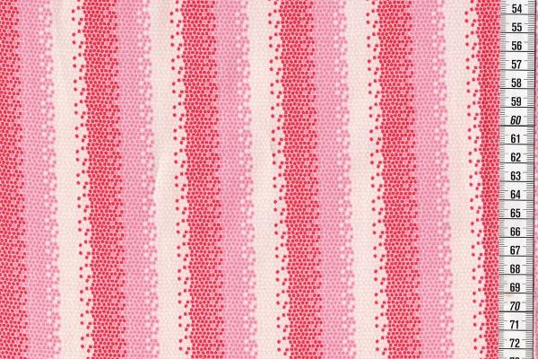 Baumwolldruck Tilda Lemontree Mosaics red