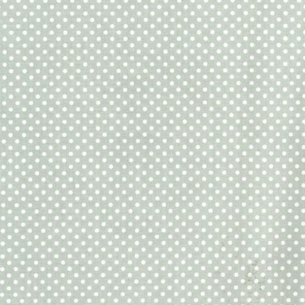 Wachstuch Dots-verte