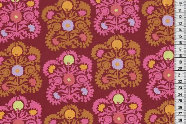 Amy Butler DreamWeaver Gypsy Embroidery plum