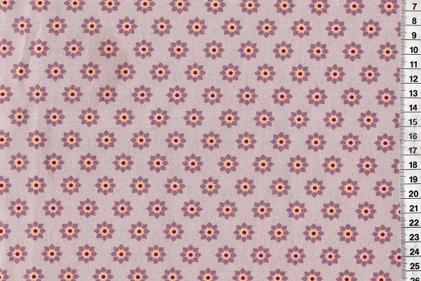 Dekostoff Twiggy Lavender/Dusty Violet