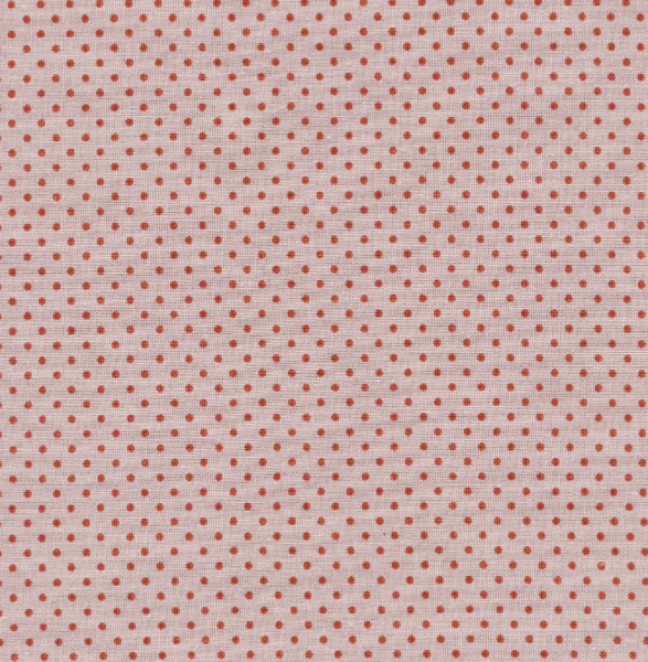 Wachstuch Dots dusty rose