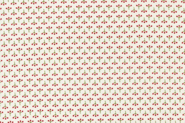 Red Barn Christmas by Sweetwater Design Multi Berries