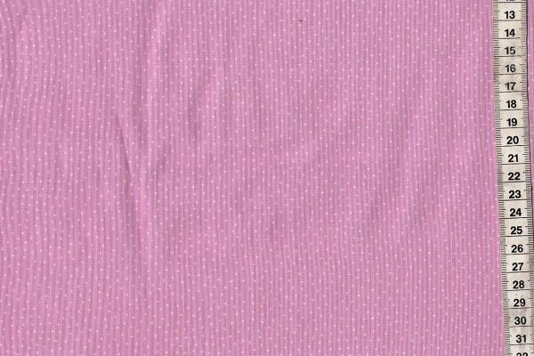 Westfalenstoff Renforcé Pünktchen rosa
