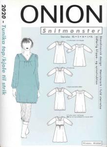 Onion Schnittmuster für Damen 2020
