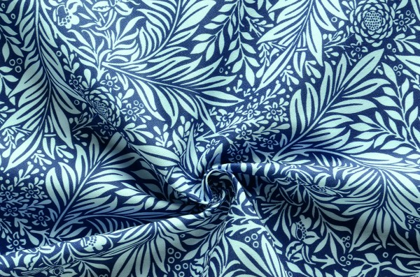 Sense of Harmony Blätterfarn blau