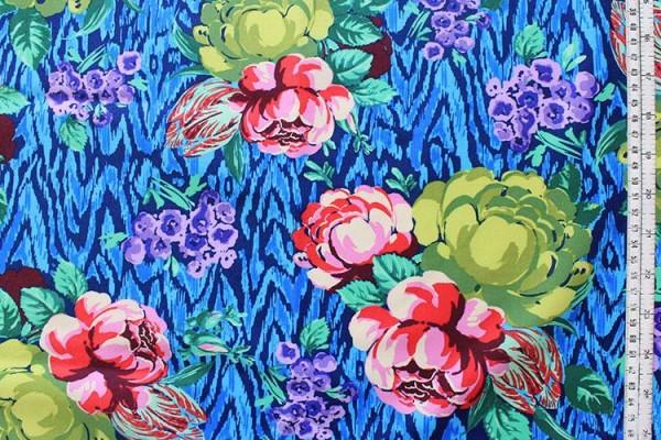 HAPI Night Music tapestry rose sapphi