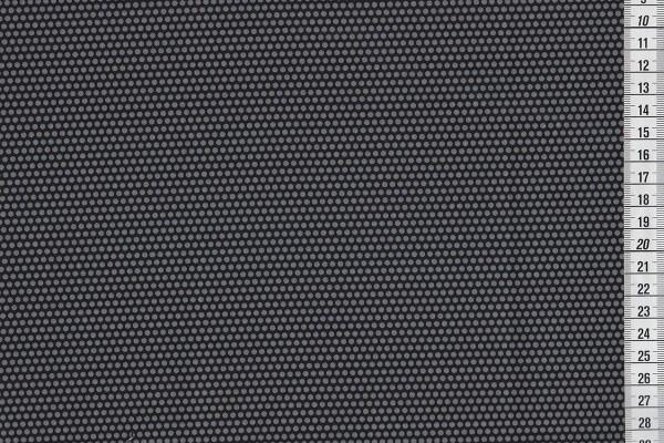 Uppercase Perforated schwarz/grau