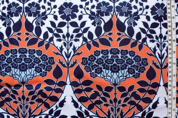 Botanique LEAFY DAMASK apricot