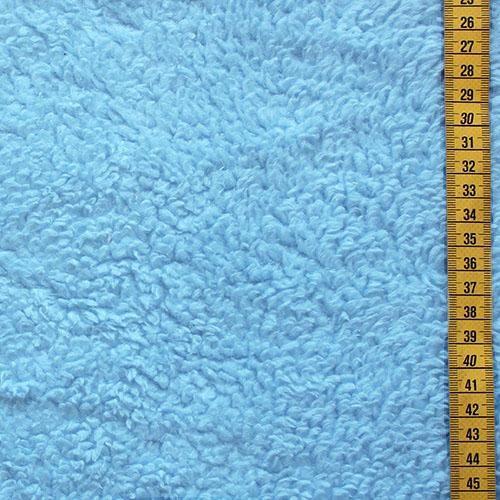 Baumwollteddy hellblau