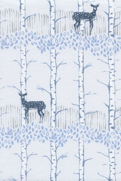 Frost Fawn Forest Neutral by Sarah Watts