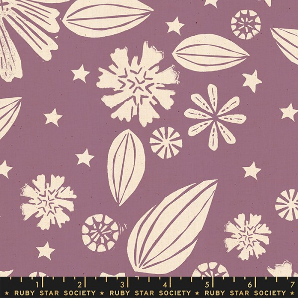 Ruby Star Society Golden Hour by Alexia Abegg Zinnia Lilac