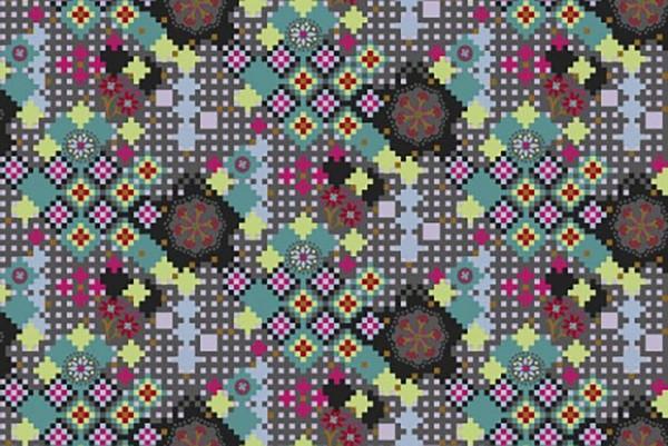 Anna Maria Horner Love Always Postage Due Kaleidoscope