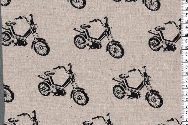 Echino motorbike