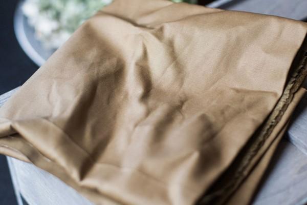 Dry Waxed Organic Cotton Sand