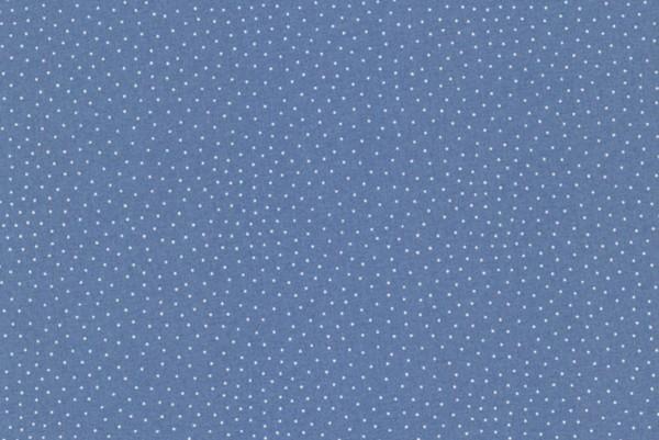 Westfalenstoffe Capri Pünktchen blau
