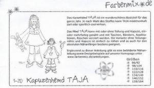 Farbenmix Taja