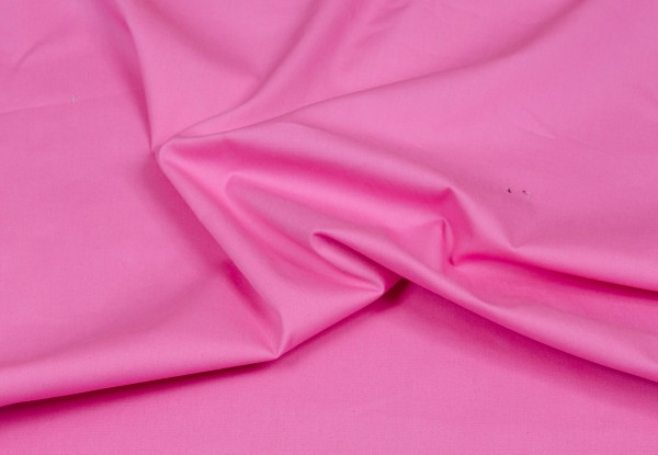 Popeline dunkles rosa 39