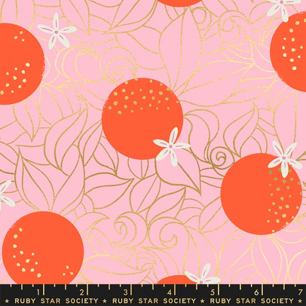 Ruby Star Society Florida by Sarah Watts Orange Blossoms Posy