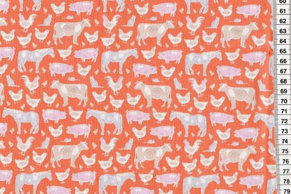 Tilda Tiny Farm Animals Ginger