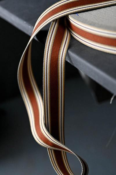 Gurtband Trinian Rust 40 mm