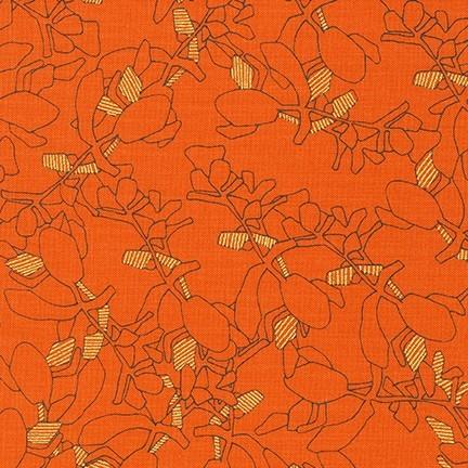 Carolyn Friedlander collection CF - orangeade