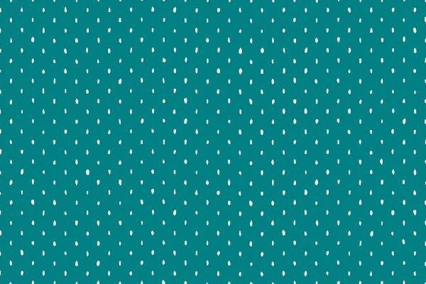 Cotton and Steel Basics - Stitch and Repeat teal