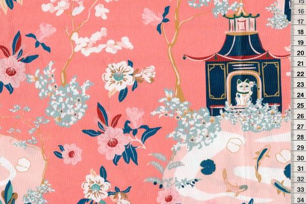 Imperial Garden by Teresa Chan