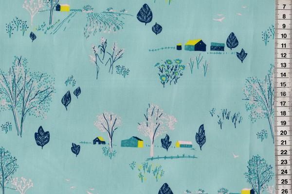 Sharon Holland Bountiful Scenic Blue Sky