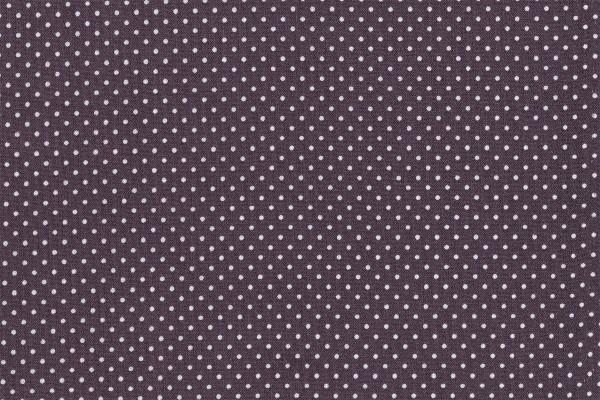 Wachstuch Oilcloth Dots Fudge