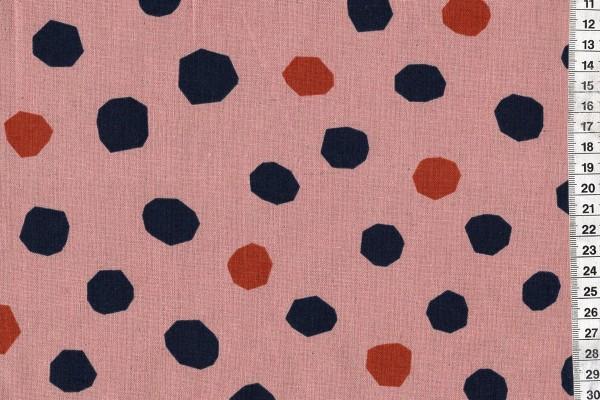 Ruby Star Society Canvas Chunky Dots by Kimberly Kight
