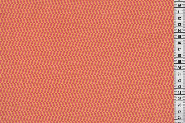Uppercase Tweed orange/gelb