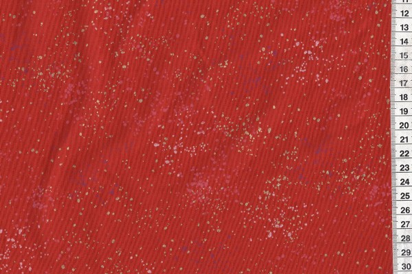 Ruby Star Society Speckled Metallic cayenne 64 by Rashida Coleman Hale
