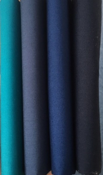 Pure Elements Fat Quarter Set blue