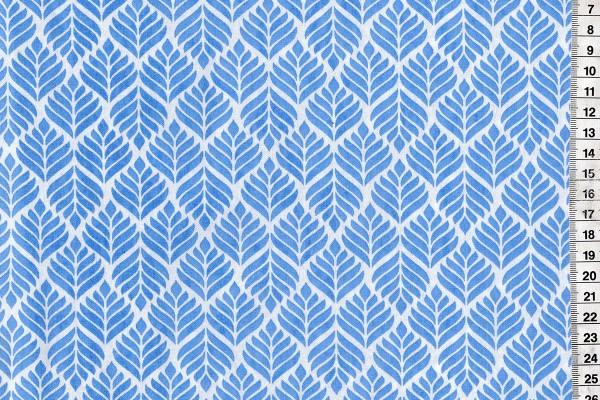 Dekostoff Au Maison Trigo French Blue