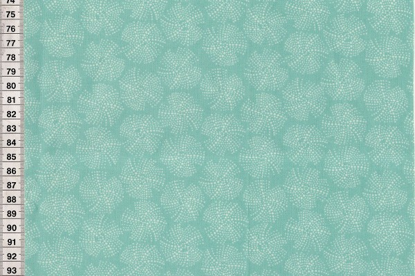 Sea Botanica by Sarah Gordon Urchin Texture aqua