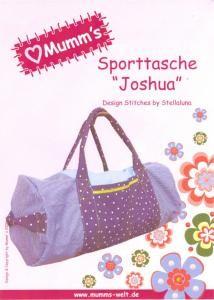 Mumms Sporttasche Joshua