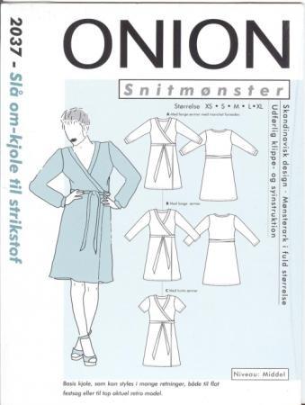 Onion Schnittmuster für Damen 2037
